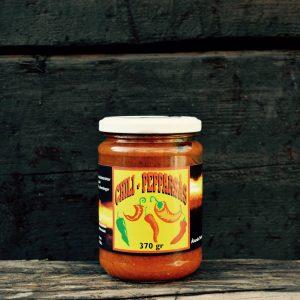 Chili pepparsås